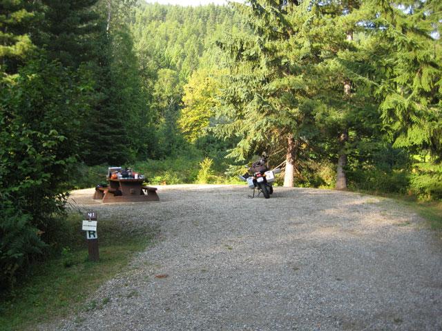 Blanket Creek Provincial Park, Revelstoke, Arrow Lake, Nakusp