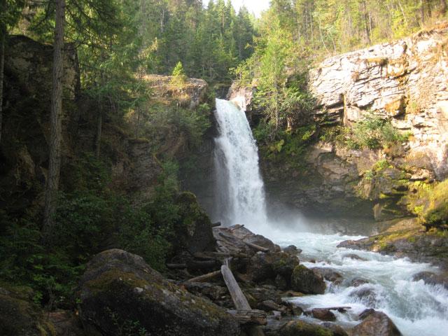 Blanket Creek Provincial Park Revelstoke Arrow Lake Nakusp