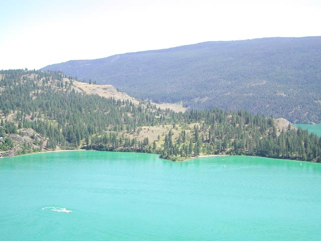 Kalamalka Lake Provincial Park Coldstream Vernon Cosens