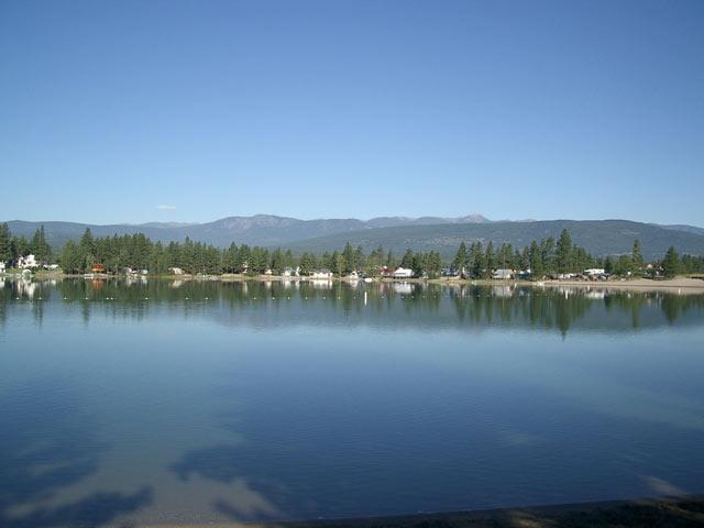 Wasa Lake Provincial Parks, BC Campgrounds, Driving Map