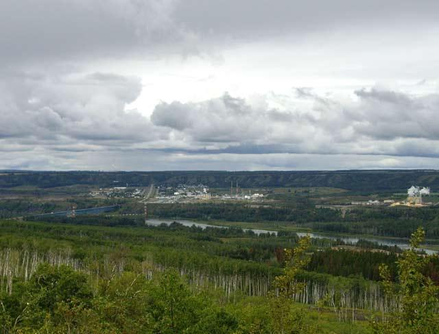Taylor Peace River Natural Gas Jobs Gold Panning