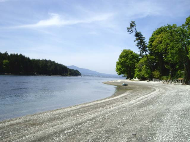 Is There Camping On Gabriola Island