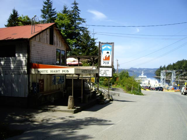 Gabriola Island Camp