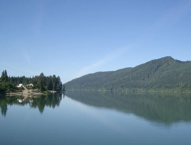 Pacific Rim Equipment >> Nitinat, BC, Kiteboarding Windsurfing, Nitinat River Hatchery, Pacific Rim