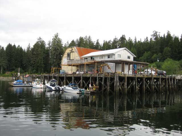 Boat Trailer Guides >> Winter Harbour, Salmon Fishing Guides, Cape Scott Provincial Park,