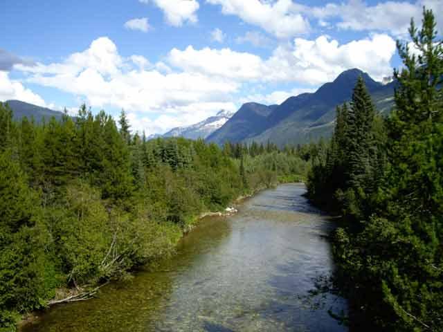 Blue River Adventures, Murtle Lake, Mike Wiegele