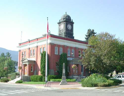 city of grand forks bc