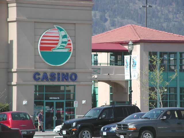 Lake City Casino Kelowna