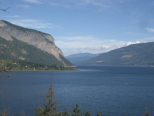 Sorrento Bc Map Shuswap Lake Whitewater Rafting Spiritual Centre