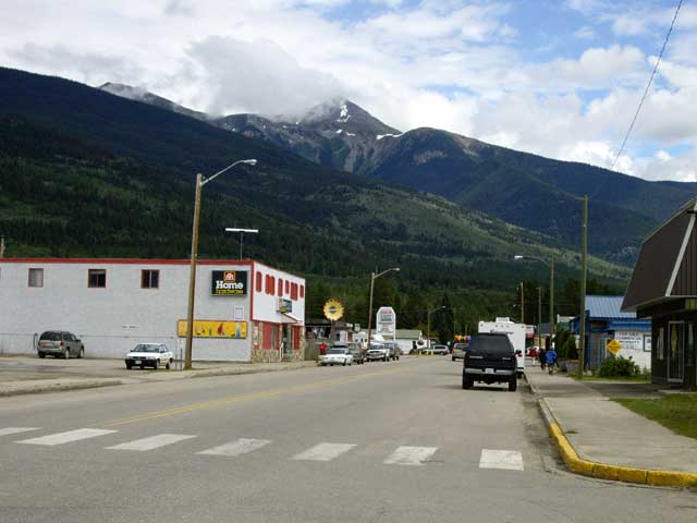 Valemount (BC) Canada  City pictures : Valemount BC, Canadian Rocky Mountains, Terry Fox, Fraser River, Mount ...