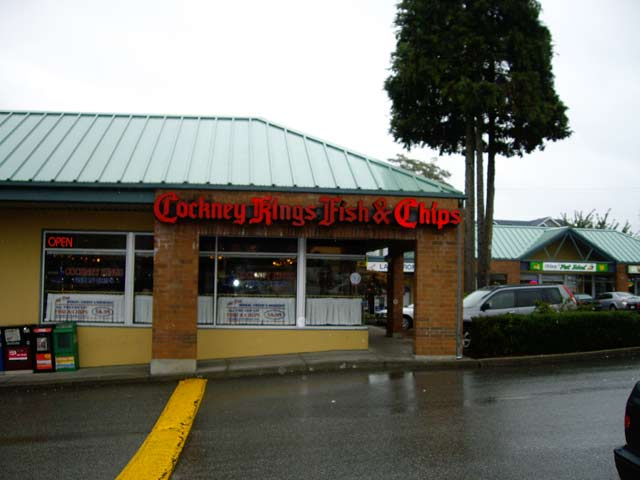 Burnaby metropolis at metrotown hastings street carter for Oak city fish and chips