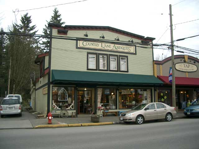 Country Tire Langley >> Fort Langley, BC Map, National Historic Park, Antiques & Collectables, Artwork Curios