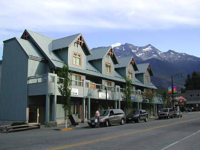 Pemberton Valley, Whistler Golf, Mount Currie, Pemberton