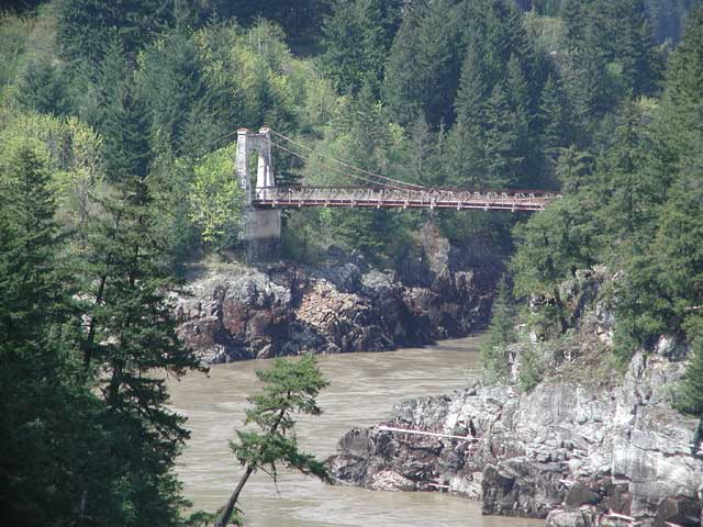 Yale Bc Map Driving Directions Gold Fraser River Rafting