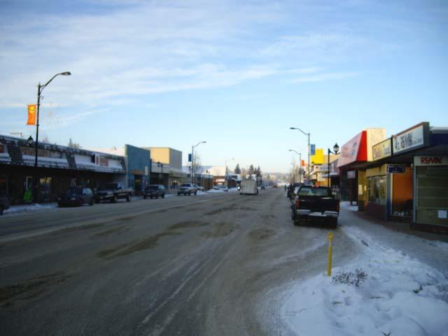 Vanderhoof Bc Map Carrier First Nation Explore