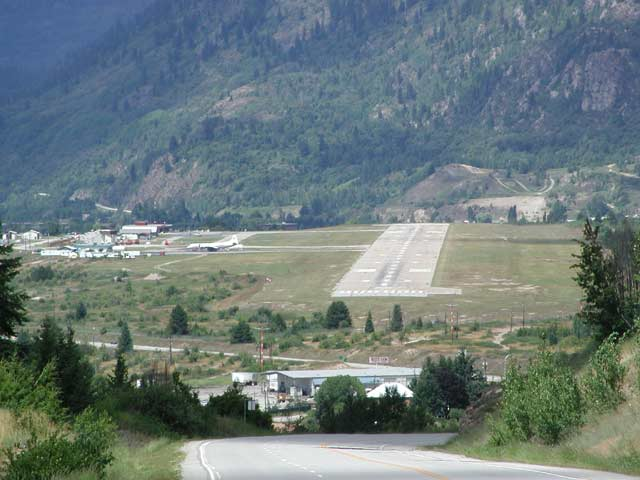 Flights From Vancouver Island To Kamloops